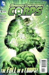 Green Lantern Corps (2011 series) #12, NM (Stock photo)