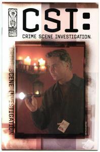 CSI / CRIME SCENE INVESTIGATION #1, 3 4 5, NM+, Photo, Las Vegas, more in store