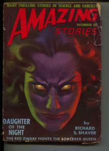 Amazing Stories-Pulp-12/1948-Richard S. Shaver-Alexander Blade