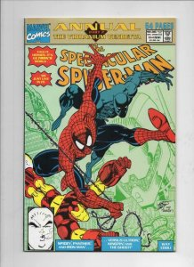 Peter Parker SPECTACULAR SPIDER-MAN #11 Annual, VF/NM, 1976 1991 more in store