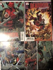 Deadpool Assassin 1-5