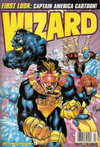 Wizard: The Comics Magazine #79A VF/NM; Wizard | save on shipping - details insi