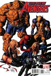 New Avengers (2010 series) #13, NM (Stock photo)