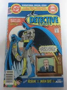 DETECTIVE 492 FINE July 1980 COMICS BOOK