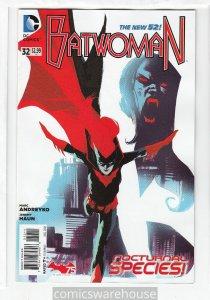 BATWOMAN (2011 DC) #32 NM