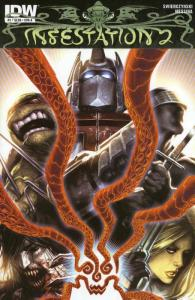 Infestation 2 #1A VF; IDW   save on shipping - details inside