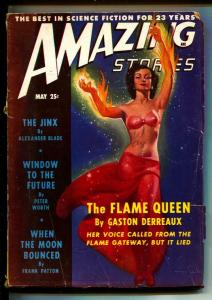 Fantastic Story-Pulps-5/1949-Gaston Derreaux-Alexander Blade