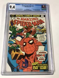 Amazing Spider-Man #150 CGC 9.4