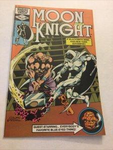 Moon Knight 16 Nm Near Mint Marvel Comics