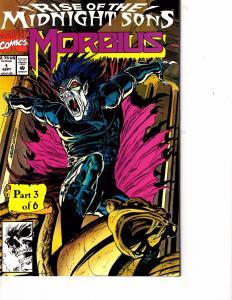 Lot Of 2 Marvel Comic Books Morbius #1 and Sleepwalker #12 ON5