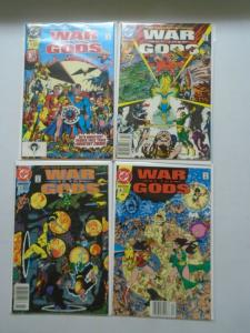 War of the Gods set #1-4 8.0 VF (1991)