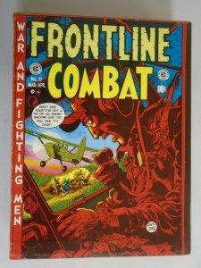 Frontline Combat HC Slipcase set #1-3 8.0 VF (1982 Russ Cochran)