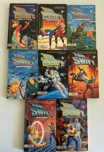 Tom Swift paperback lot from:#1-13 all 8 different books (years vary)