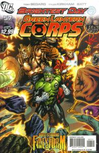 Green Lantern Corps (2nd Series) #57 VF/NM; DC | save on shipping - details insi