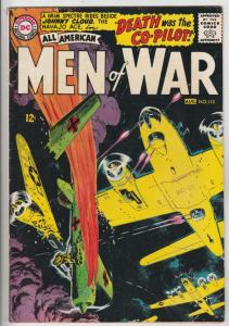 All-American Men of War #110 (Aug-65) FN/VF+ Mid-High-Grade Johhny Cloud