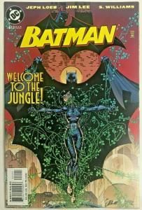 BATMAN#611 VF 2002 JIM LEE ART  DC COMICS