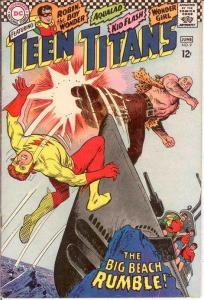 TEEN TITANS (1966) 9 F+  June 1967 COMICS BOOK