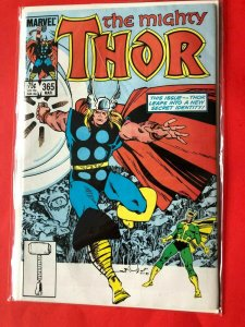 THOR V1 #365 1985 MARVEL / MID+ QUALITY