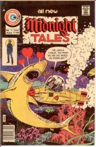 MIDNIGHT TALES 17 VF March 1976 COMICS BOOK