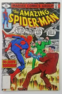 Amazing Spider-Man #192 Whitman Variant  Death of Spencer Smythe!  Marvel 79