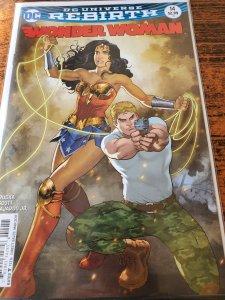Wonder Woman #14 (2017)