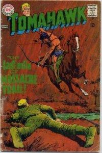 Tomahawk #116, Fine+ (Stock photo)