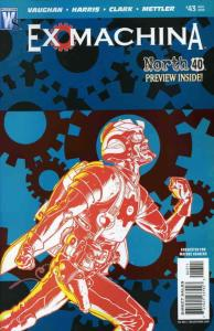 Ex Machina #43 VF/NM; WildStorm | save on shipping - details inside