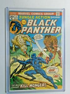 Jungle Action #6 Black Panther 4.0 VG (1973)