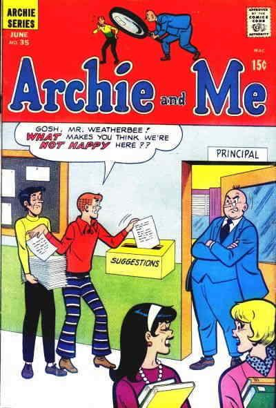 Archie and Me #35 FN; Archie | combined shipping available - details inside