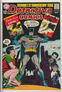 Detective Comics #387 (May-69) NM/NM- High-Grade Batman