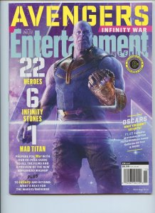 ENTERTAINMENT WEEKLY Collector's Cover: THANOS - Promotional Issue - Cover #8