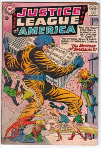 Justice League of America #20 (Jun-63) VG+ Affordable-Grade Justice League of...
