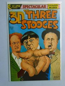 3-D Three Stooges #1, 8.0/VF (1986)