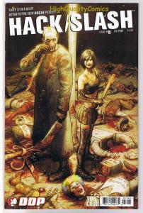 HACK SLASH #8, NM, Series, Tim Seeley, Serial Killer, 2007, more HS in store