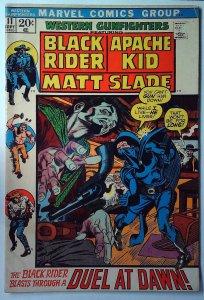 Western Gunfighters #11 (1972)