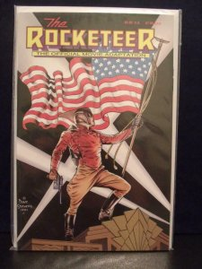 ROCKETEER OFFICIAL MOVIE ADAPTATION #1, VF+, Dave Stevens, 1991, Russ Heath