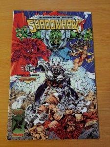 Shadowhawk #15 ~ NEAR MINT NM ~ (1994, Image Comics)