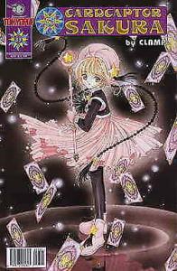 Cardcaptor Sakura Comic #33 FN; Mixx   save on shipping - details inside