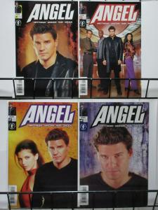 ANGEL 1-4  Long Night's Journey photo covers complete
