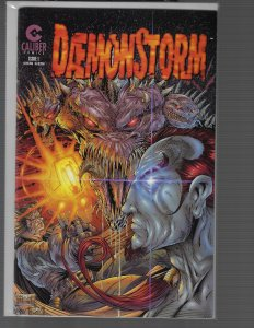Daemonstorm #1 (Caliber, 1996) NM