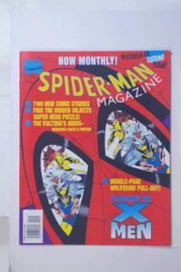 Spider-Man Magazine #2 June 1994
