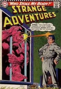 Strange Adventures (1950 series) #199, VG (Stock photo)