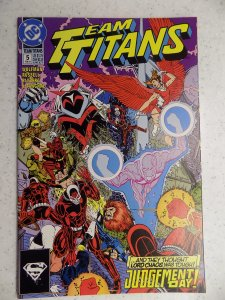 TEAM TITANS # 5