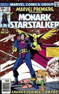 Marvel MARVEL PREMIERE #32 FN