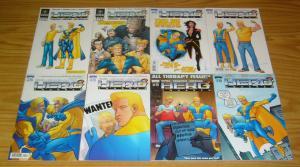 Hero Squared vol. 2 #1-6 VF/NM complete series + (2) specials - giffen/dematteis