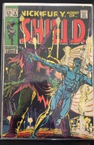 Nick Fury, Agent of SHIELD #9 (1969)