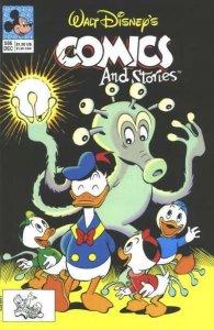 Walt Disney's Comics and Stories #566, NM (Stock photo)