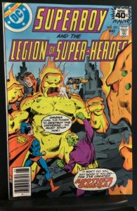 Superboy and the Legion of Super-Heroes #251 (1979)