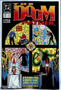 Doom Patrol #22 (1989)