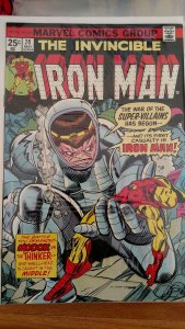 Iron Man #74 (May-74) VF/NM